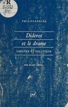 Diderot et le drame : théâtre et politique