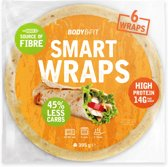 Body & Fit Smart Wraps - Minder Koolhydraten & Eiwitrijk - 1 pak - Original