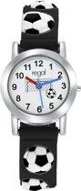 Regal Jongens Rg93750-120 - Horloge - 27 mm - Kunststof - Zwart
