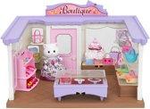 Sylvanian Families 5234-Modewinkel  - Speelfigurenset
