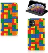 iPhone 11 Hoesje met Magneet Blokken