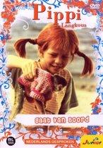 Pippi Langkous - Gaat Van Boord (dvd)