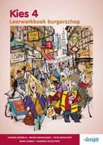 Kies 4 - Burgerschap - Leerwerkboek