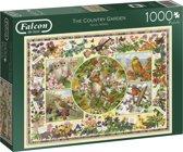 Falcon The Country Garden - Puzzel 1000 stukjes