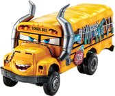 Cars 3 Oversized Diecast Miss Fritter Deluxe- Speelgoedbus