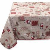 Kersttafelkleed Hohoho 150x200
