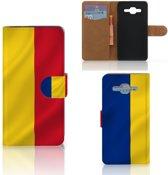Bookstyle Case Samsung Galaxy J2 2016 Roemenië