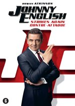 DVD cover van Johnny English - Strikes Again