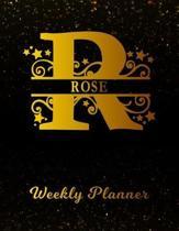 Rose Weekly Planner