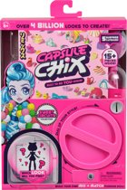 Capsule Chix Sweet Circuits Pop - Individuele Set - 5 verrassingscapsules! - speelfiguur