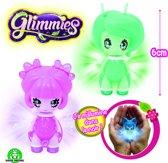 Glimmies - Blister 2 Glimmies 6 cm - Asst