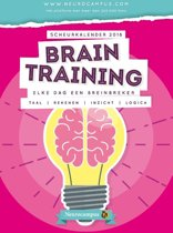 2018 neurocampus braintraining scheurkalender