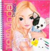 TOPModel Doggy kleurboek