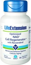 Optimized NAD+ Cell Regenerator With Resveratrol