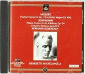 Mozart: Piano Concerto No.15, Schum
