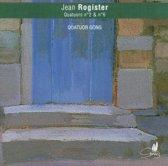 Jean Rogister, String Quartet Nos. 2 & 6