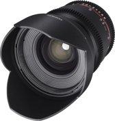 Samyang 16mm T2.2 ED AS UMC CS II - Prime lens - geschikt voor Nikon Spiegelreflex