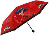 Perletti Kinderparaplu Ladybug 91 Cm Rood