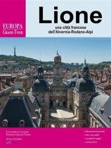 Lione, una città francese della Alvernia-Rodano-Alpi
