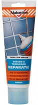Alabastine Voegen en Tegelrand Reparatie 330 gram - Wit