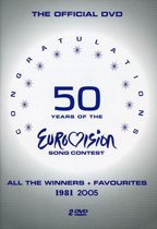 Eurovision Songcontest - 50 Years 1981 - 2005