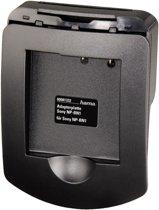 Adapterplaat TBV Hama?s acculader (81200) (geschikt voor Sony NP-BN1 accu.)