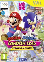 SEGA Mario and Sonic at the London 2012 Olympic Games, Wii