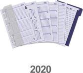 Kalpa 6337-20 Pocket Junior organiser week agenda jaardoos NL 2020