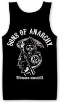 Sons Of Anarchy tanktop heren L