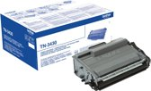 BROTHER TN3430 Toner Cartridge Zwart