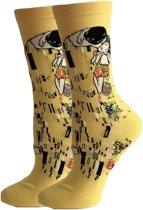 Hippe Sokken Gustav Klimt | Maat 37 – 43