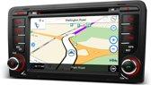 AUDI A3 / S3 (8P) Navigatie RNS-E MMI 7 inch