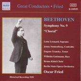 Beethoven: Symphonies No.9