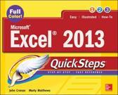 Microsoft (R) Excel (R) 2013 QuickSteps