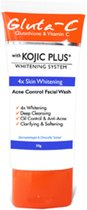Gluta C Acne Control & Facial Wash met Kojic Plus + 50 gr