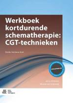Omslag van 'Werkboek kortdurende schematherapie: CGT- technieken'