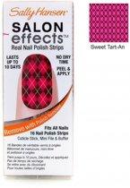 Sally Hansen Salon Effects Real Nail Polish Strips - 420 Sweet Tart-An - Nagelstickers