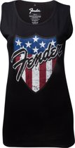 Fender - USA Shield Women s Tanktop - M