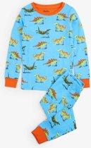Hatley jongens pyjama Scooting Dinos - 116