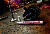 Edding 780-49 - Paint marker - ronde punt - 8 mm - Wit