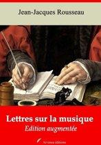 Lettres sur la musique