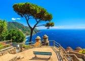 Papermoon Panorama Ravello Amalfi Vlies Fotobehang 500x280cm 10-Banen