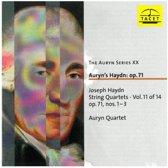 The Auryn Series - Xx: Haydn Op. 71