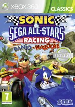 SEGA Sonic All-Stars Racing, Xbox 360 Xbox 360 video-game