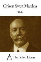 Works of Orison Swett Marden