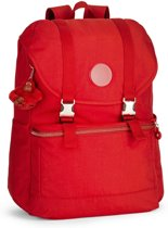 Kipling Experience BP - Laptop Rugzak - 15 inch - Red Metal Mix