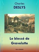 Le blessé de Gravelotte