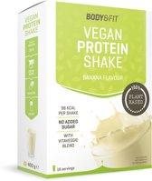 Body & Fit Vegan Protein Eiwitpoeder / Eiwitshake - 400 gram - Banaan