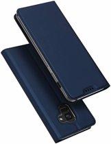 Dux Ducis Skin Pro Series case - Samsung Galaxy A8 2018 - Blauw