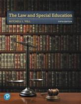 The Law and Special Education with Enhanced Pearson Etext -- Access Card Package